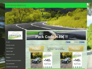 www.auto-ecole-hemicycle.com