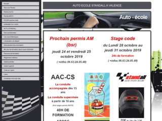www.auto-ecole-standall.com