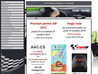 www.auto-ecole-standall.com