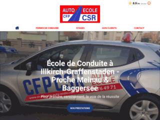 Auto-école CFP-CSR à Illkirch