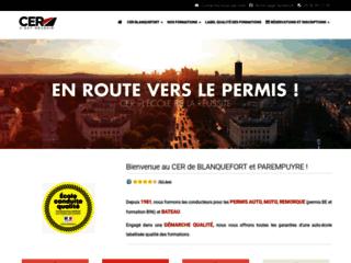www.autoecoleecrcer.fr