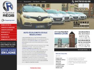 Ecole de conduite à Lyon