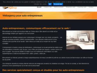 Détails : Webagency auto entrepreneur