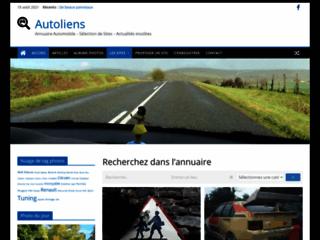 Détails : Autoliens Annuaire Automobile