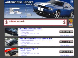 Automobile Gilbert