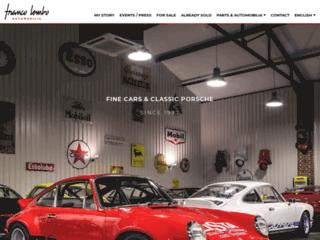 Automobilia : achat et vente de voitures de sport et de prestige