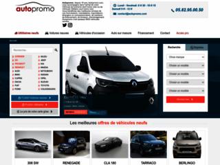 Autopromo : mandataire automobile