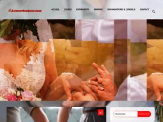 Autour d'un jour - Wedding Planner en Val d'Oise