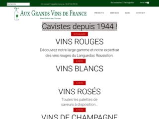 http://www.auxgrandsvinsdefrance.com/