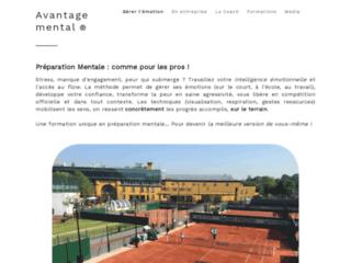 Préparateur Mental Tennis, méthode de François Fel
