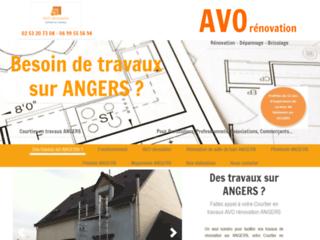 AVO rénovation ANGERS