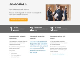 Détails : avocalia.fr