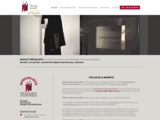 Avocat Toulouse Martine Alary
