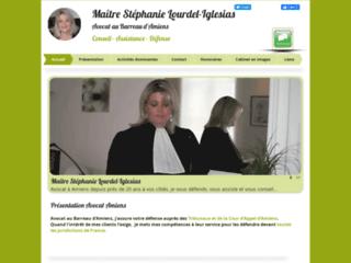 Avocat Amiens - Divorce Amiens Stéphanie Lourdel-Iglesias