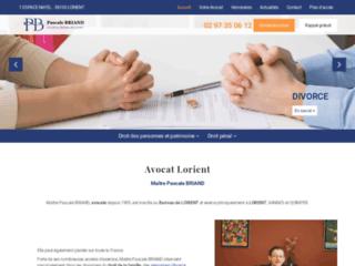 Détails : Avocate en droit de la famille et droit pénal à Lorient en Bretagne