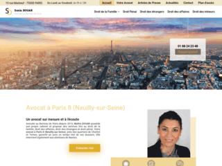 Avocat à Paris 8 - Avocat DOUAR