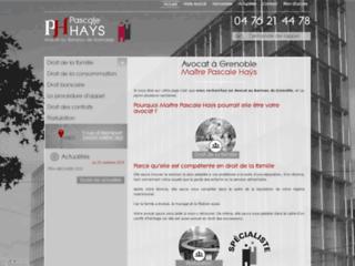 Détails : Avocat pluridisciplinaire au Barreau de Grenoble