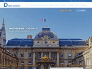 Avocat en droit des affaires Paris 6, Paris 1