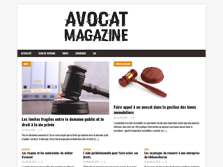Avocat MBB : le magazine des avocats