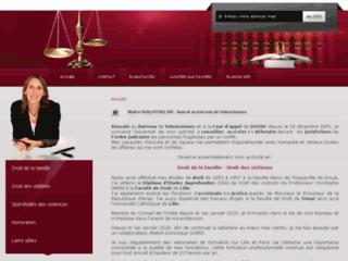 Avocat Valenciennes