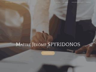 Avocat Spyridonos : spécialiste du droit pénal à Paris