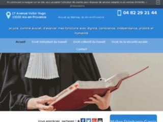 Avocat en droit individuel du travail à Aix en Provence
