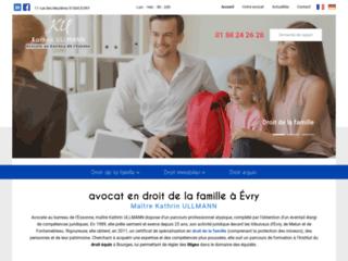 Avocat en droit de la famille à Évry