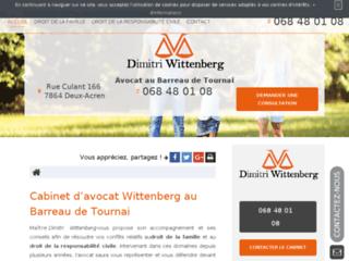Faites-vous assister par un avocat  à Tournai lors de votre divorce