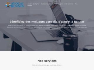 Détails : avocat rennes
