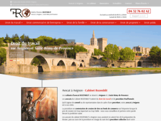 Détails : Avocat à Avignon - Cabinet Rozenblit