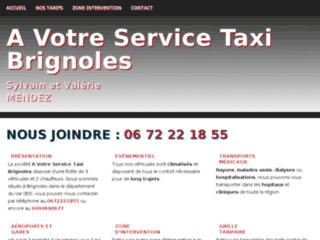 Détails : AVS Taxi Brignoles