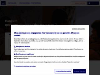 Détails : assurance