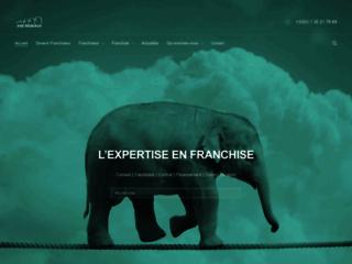 Franchiseur création et réseaux de franchise sur Paris, Marseille, Nantes, et Lyon