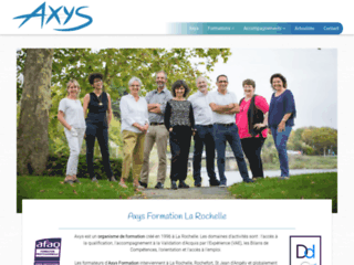 axys-formation