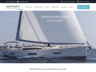 Détails : Azur Boats