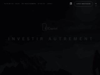 B&Capital - Accompagnement de croissance des PME