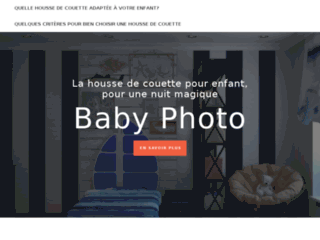 Baby photo - Photos originales et amusantes de bébés