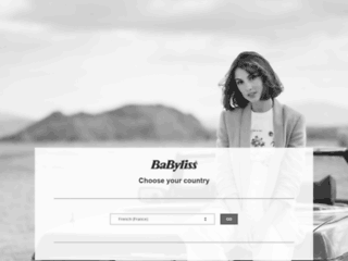 Babyliss sur http://www.babyliss.com