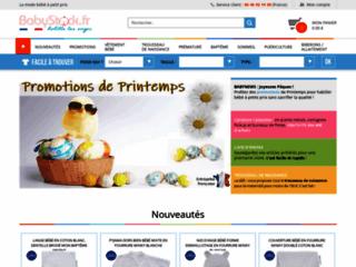 Vêtements de grossesse et de bébé de marques à prix discount - Babystock