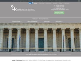 Avocat en droit de la famille à Bordeaux