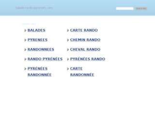Balade Rando Pyrénées