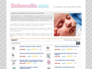 La boutique des balancelles pour les bébés