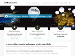 Détails : Une entreprise au cœur de la publicité gonflable