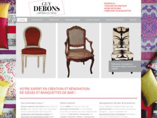 Détails : Tapissier et décorateur à Bordeaux