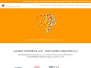 Agence Digitale Lyon Un Baobab sur le Colline