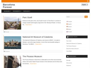 Detalles : Barcelona Forever