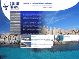 Location bateau moteur en Corse