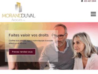 Détails : Services juridiques - Bastien Morand