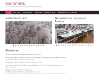 Ouatinage Baudchon