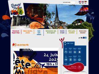 Ville de Baugé-en-Anjou